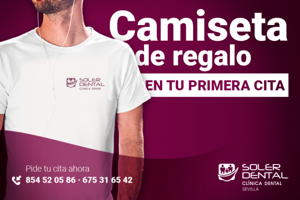 Camiseta de Soler Dental
