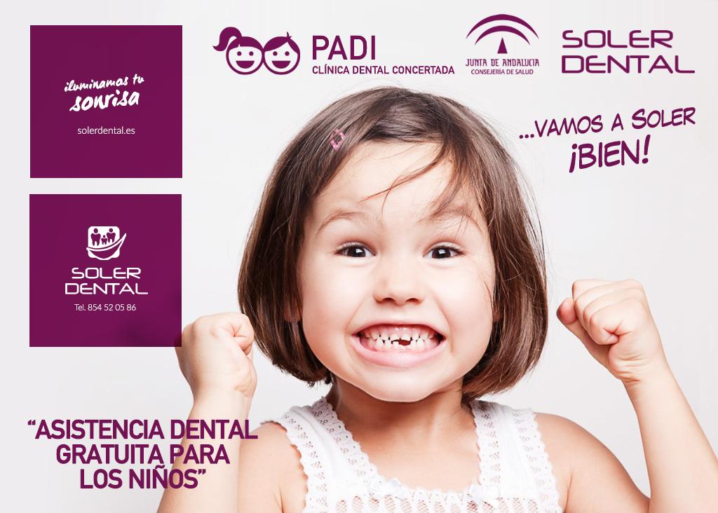 Programa de atención dental infantil ( PADI )