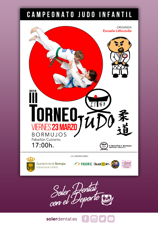 Torneo de Judo en Bormujos