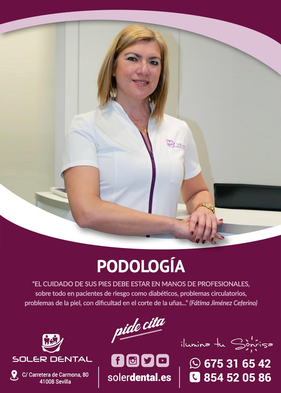 Podología con Soler Dental
