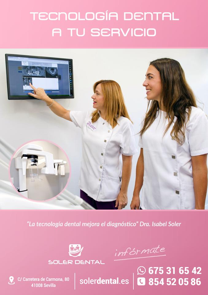 Tecnología dental a tu servicio