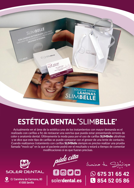 Estética Dental con SlimBelle