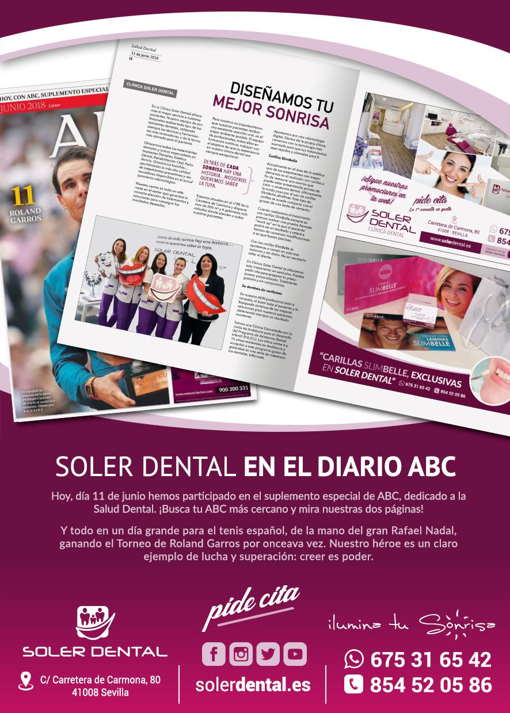 Soler Dental en el diario ABC