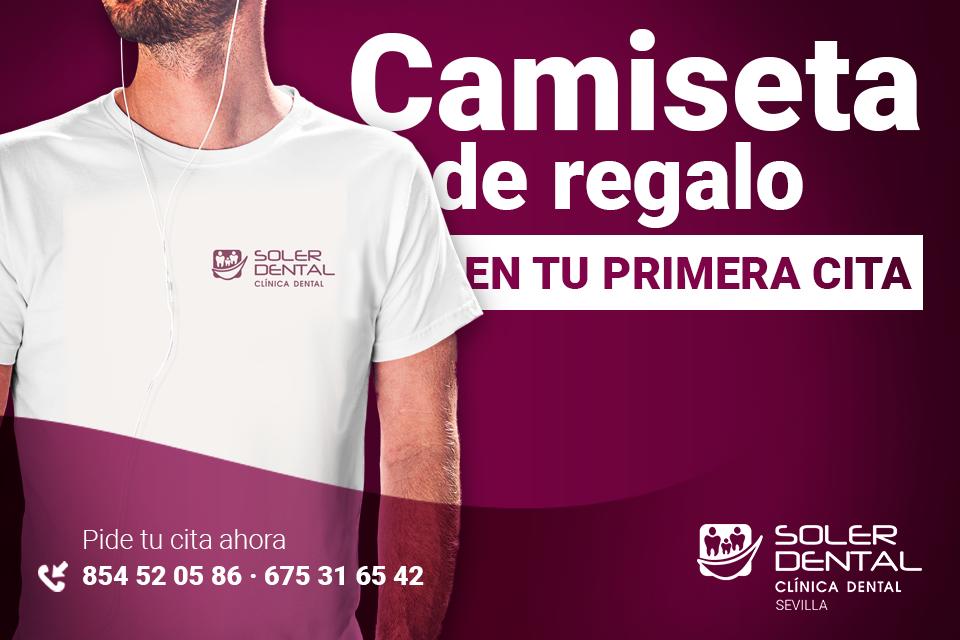 Camiseta de Soler Dental