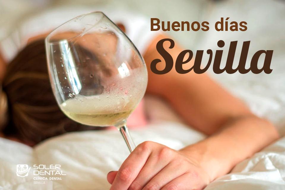 Buenos días Sevilla