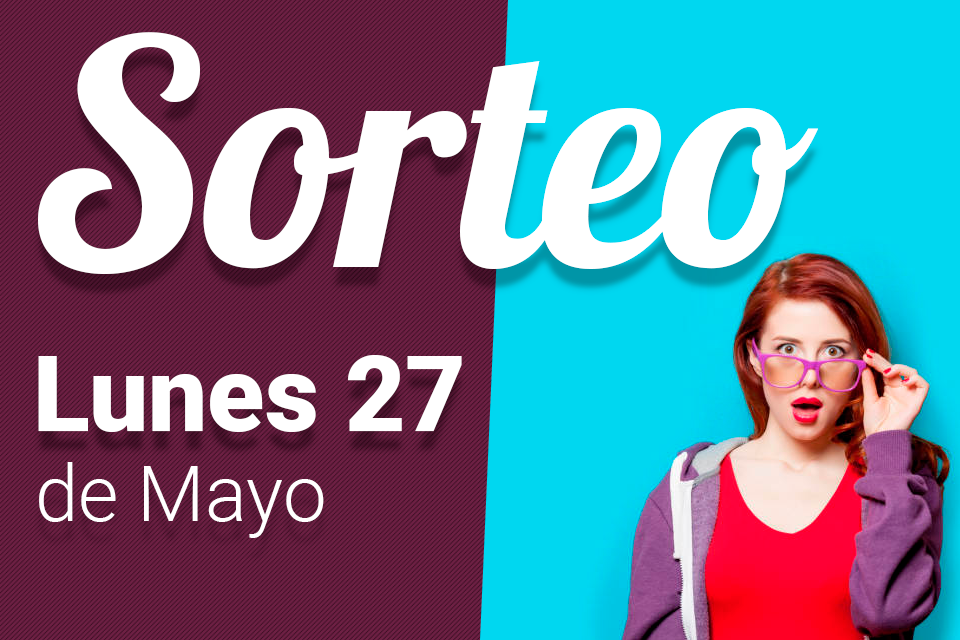Sorteo 27 de Mayo