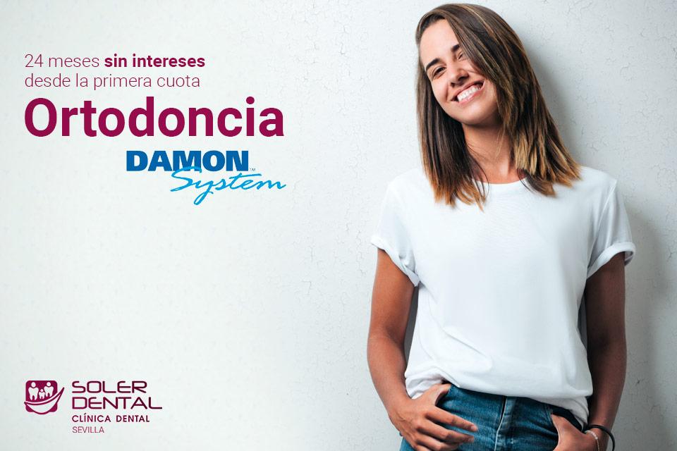 Ortodoncia Damon System™ a pagar en 24 meses sin intereses